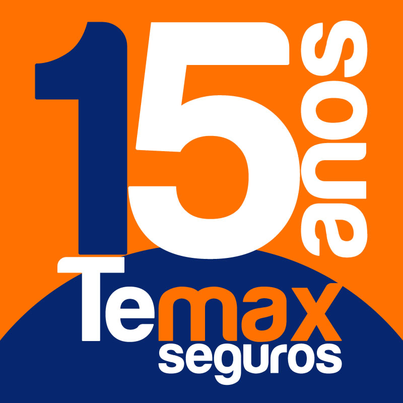 Selo de quinze anos Temax Corretora